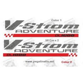 stickers decals suzuki vstrom adventure