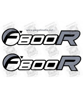 Stickers decals motorcycle BMW F800R