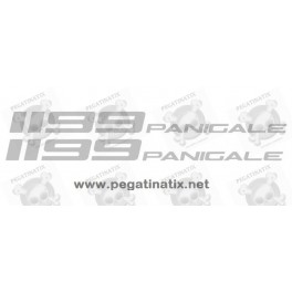 Stickers decals motorcycle DUCATE 1199 PANIGALE