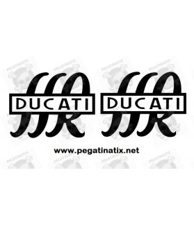 Stickers decals motorcycle DUCATI SSR