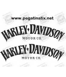 Stickers decals motorcycle HARLEY DAVIDSON MOTOR CO