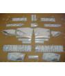 Yamaha YZF-R1 1998 - WHITE/RED VERSION STICKER SET