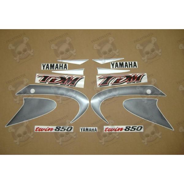 Yamaha Tdm 850 2000 Silvergrey Version