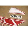 Yamaha YZF-R6 50th ANNIVERSARY DECALS SET