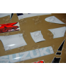 Suzuki GSX-R 750 1999 - WHITE/BLUE VERSION DECALS SET