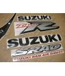 Suzuki TL 1000R 2000 - YELLOW VERSION DECALS