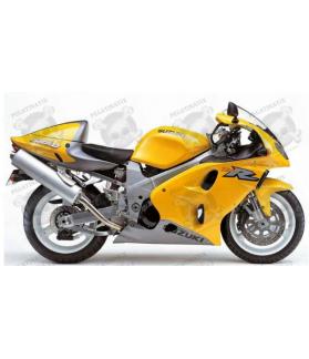 STICKERS KIT Suzuki TL 1000R 2000 - YELLOW