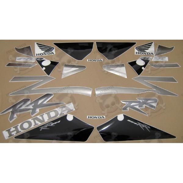 Honda CBR 954RR 2002 - TITANIUM GREY VERSION