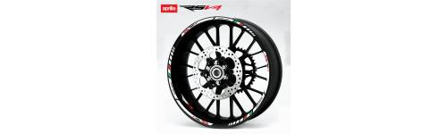 Wheel rims Motorcycle