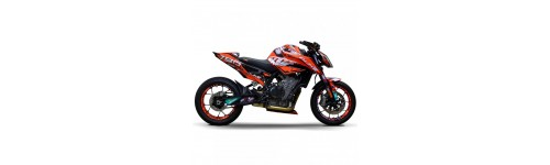 Motorbike complete kit for year